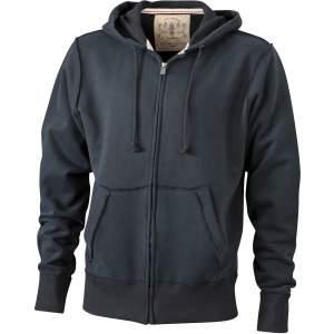 Men`s Vintage Hoody Jacket