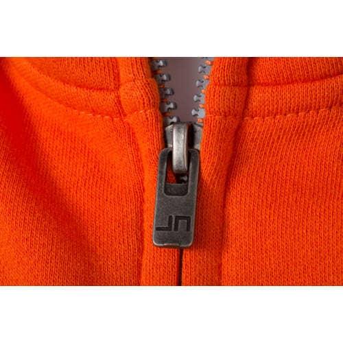 James+Nicholson - Ladies` Lifestyle Zip-Hoody