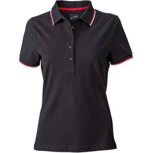 Ladies` Coldblack® Polo