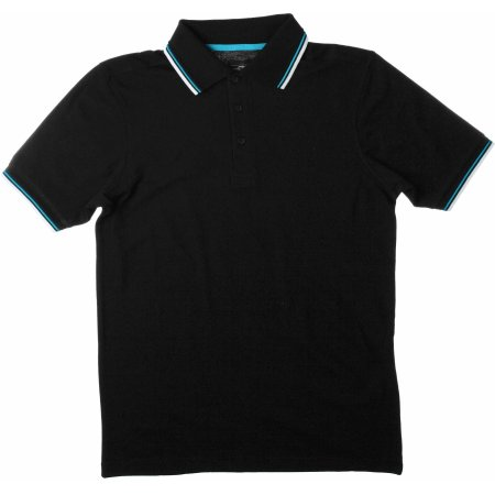 Men`s Coldblack® Polo von James+Nicholson (Artnum: JN966