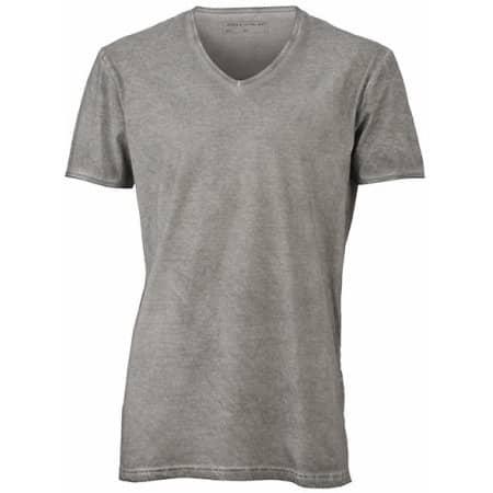 Men`s Gipsy T-Shirt von James+Nicholson (Artnum: JN976