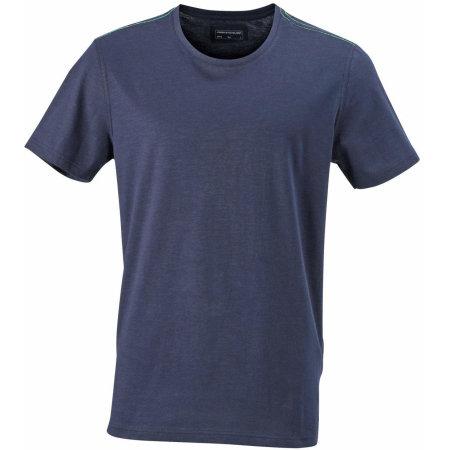 Men`s Urban T-Shirt von James+Nicholson (Artnum: JN978