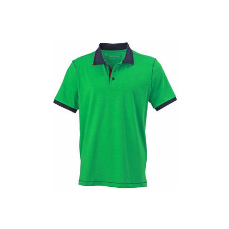 Men`s Urban Polo von James+Nicholson (Artnum: JN980