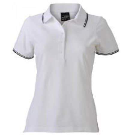 Ladies` Polo JN985 von James+Nicholson (Artnum: JN985