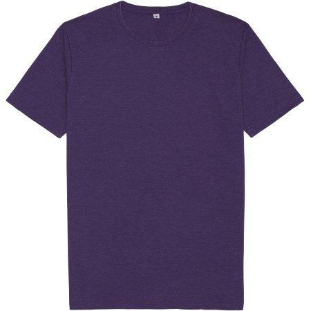 Washed T in Washed Purple von Just Ts (Artnum: JT099
