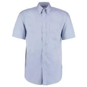 Men`s Corporate Oxford Shirt Short Sleeve
