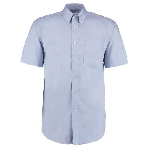 Kustom Kit - Men`s Corporate Oxford Shirt Short Sleeve