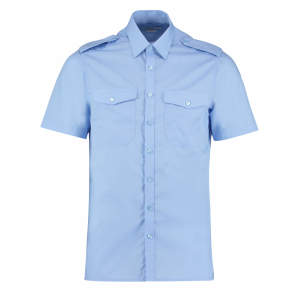 Men`s Pilot Shirt Short Sleeve