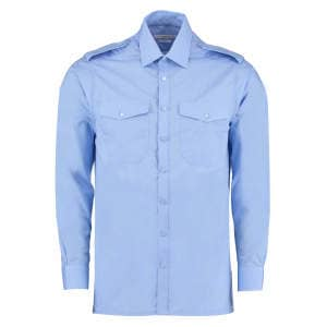 Men`s Pilot Shirt Long Sleeve