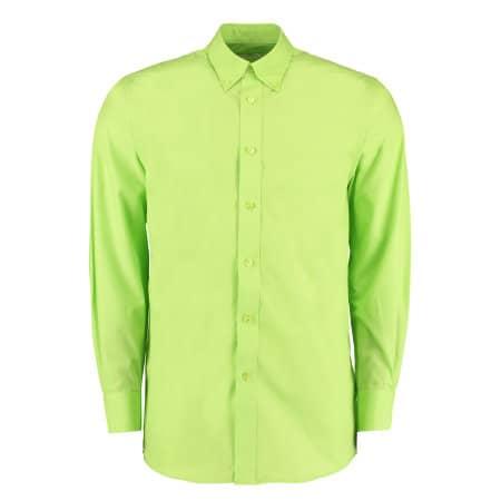Men`s Workforce Shirt Long Sleeve von Kustom Kit (Artnum: K140