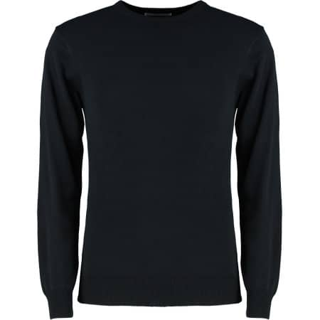 Regular Fit Arundel Crew Neck Sweater von Kustom Kit (Artnum: K253