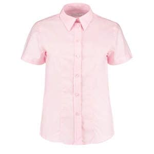 Women`s Workwear Oxford Shirt Short Sleeve