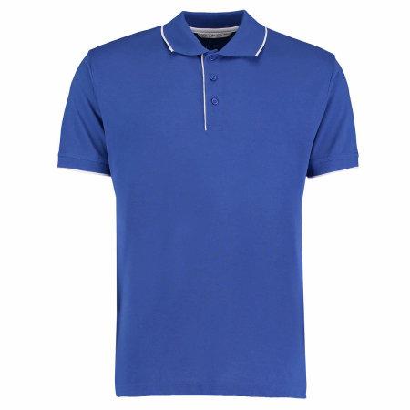 Men`s Essential Polo Shirt von Kustom Kit (Artnum: K448