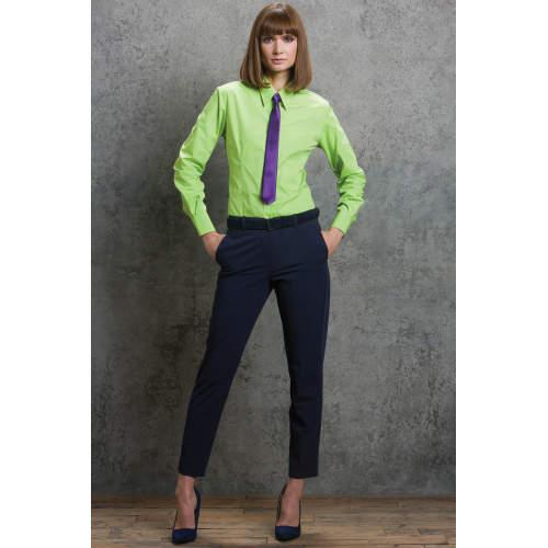 Kustom Kit - Women`s Workforce Shirt Long Sleeve