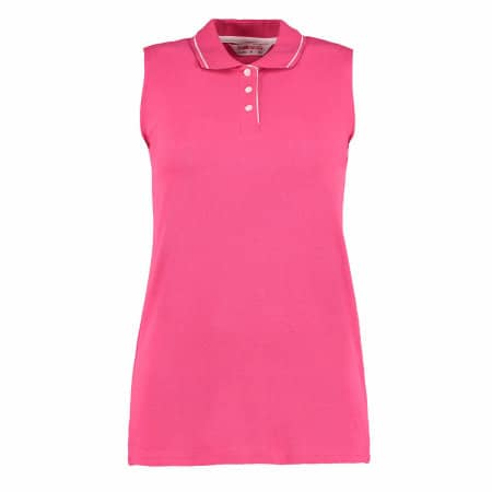 Women`s Proactive Sleeveless Polo von Gamegear (Artnum: K730
