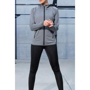 Ladies` Fashion Fit Sports Jacket