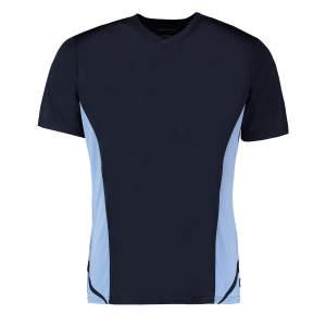 Men`s Team Top V Neck Short Sleeve