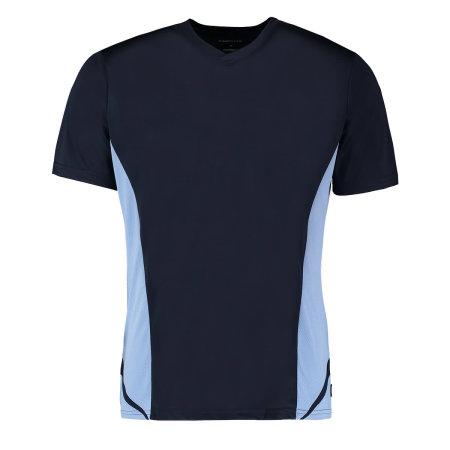 Men`s Team Top V Neck Short Sleeve von Gamegear Cooltex (Artnum: K969