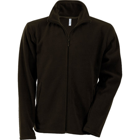 Full Zip Fleece Cardigan von Kariban (Artnum: KBK911