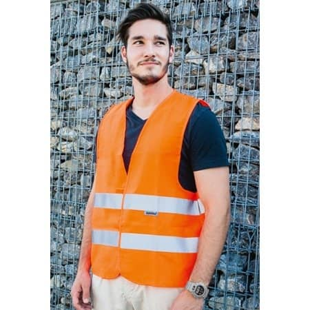Safety Vest Professional 80/20 Polycotton von Korntex (Artnum: KX505