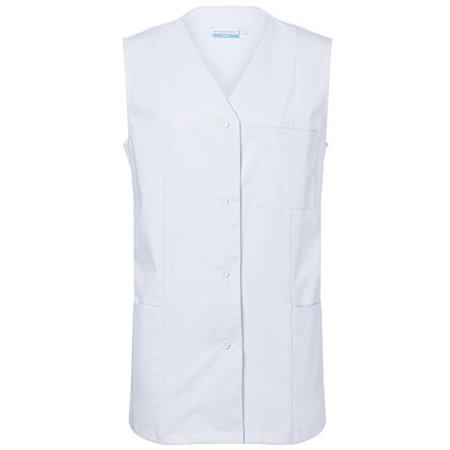 Basic Damenkasack in White von Karlowsky (Artnum: KY032