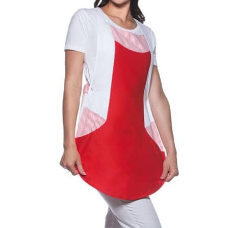 Überwurfkasack Laila in Red (ca. Pantone 200C) von Karlowsky (Artnum: KY105