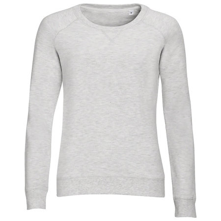 Women`s French Terry Sweatshirt Studio von SOL´S (Artnum: L01409