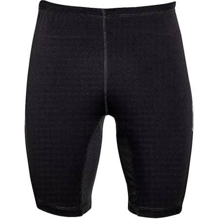 Men`s Running Shorts Chicago in Black von SOL´S (Artnum: L01412