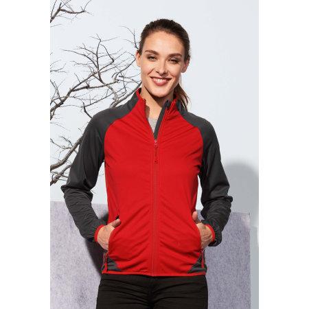 Rollings Women Softshell Jacket von SOL´S (Artnum: L01625