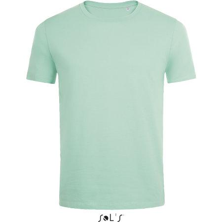 Marvin Tee-Shirt in Mint von SOL´S (Artnum: L01698