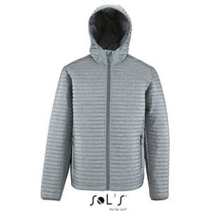 Men`s Leightweight Heat-Sealed Padded Jacket Rocket
