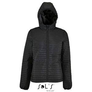 Women`s Lightweight Heat-Sealed Padded Jacket Rocket