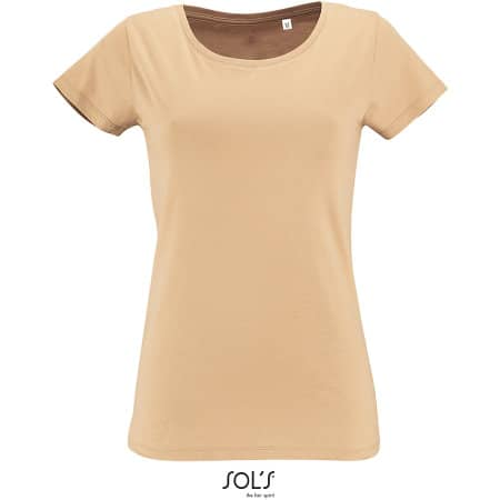 Women`s Short Sleeved T-Shirt Milo von SOL´S (Artnum: L02077