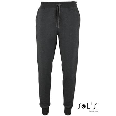 Men`s Slim Fit Jogging Pants Jake von SOL´S (Artnum: L02084