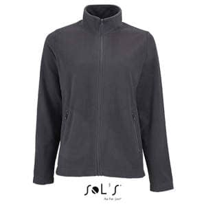 Women`s Plain Fleece Jacket Norman