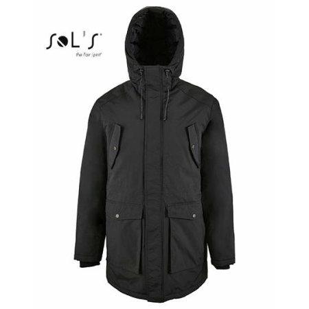 Men`s Warm And Waterproof Jacket Ross von SOL´S (Artnum: L02105