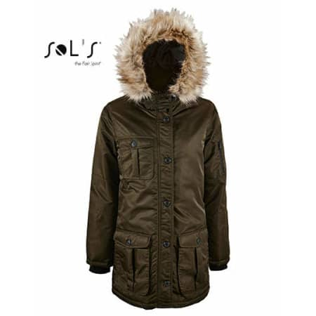 Women`s Warm And Waterproof Jacket Ryan von SOL´S (Artnum: L02107