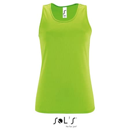 Women`s Sports Tank Top Sporty von SOL´S (Artnum: L02117