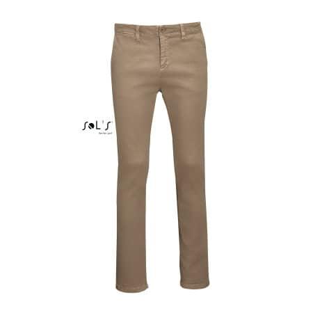 Men`s Chino Trousers Jules - Length 35 von SOL´S (Artnum: L02120