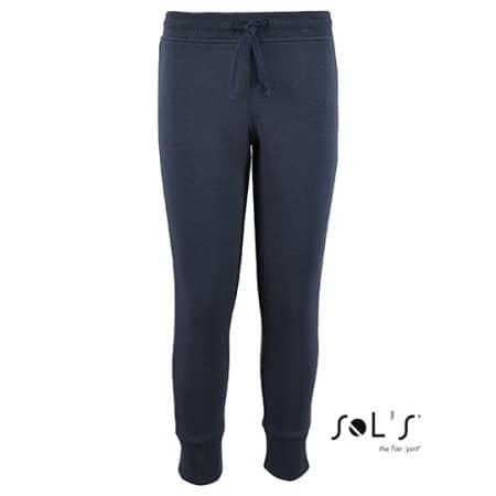Kids` Slim Fit Jogging Pants Jake von SOL´S (Artnum: L02121