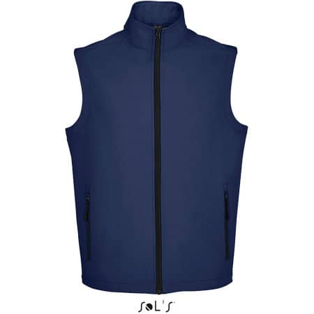 Race Bodywarmer Men Softshell von SOL´S (Artnum: L02887
