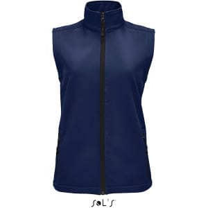 Race Bodywarmer Women Softshell