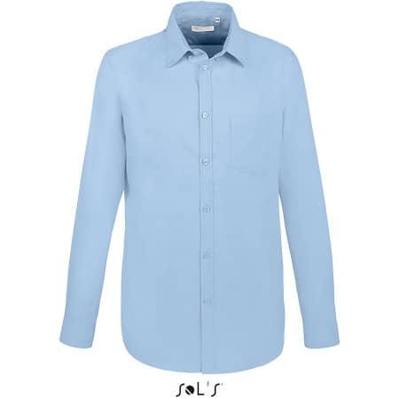 Men Boston Fit Shirt von SOL´S (Artnum: L02920