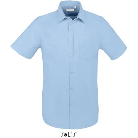 Men Brisbane Fit Shirt von SOL´S (Artnum: L02921