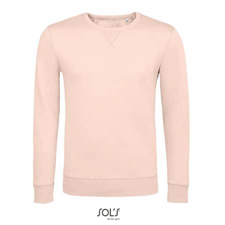 Unisex Sully Sweat in Creamy Pink von SOL´S (Artnum: L02990