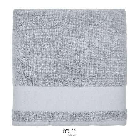 Hand Towel Peninsula 50 von SOL´S (Artnum: L03095