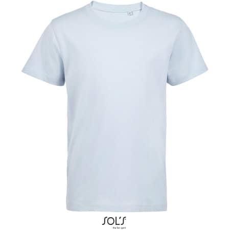 Kids´ Round Neck T-Shirt Martin von SOL´S (Artnum: L03102