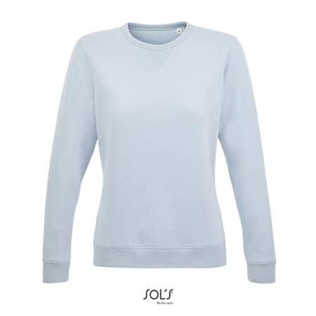 Women´s Round Neck Sweatshirt Sully von SOL´S (Artnum: L03104