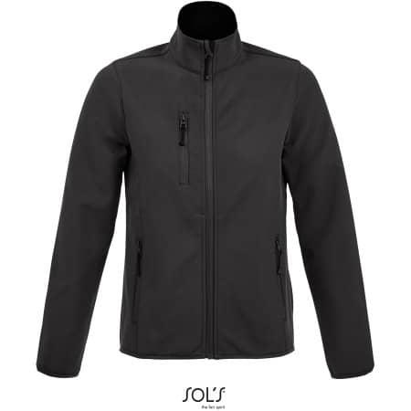 Women´s Softshell Jacket Radian von SOL´S (Artnum: L03107