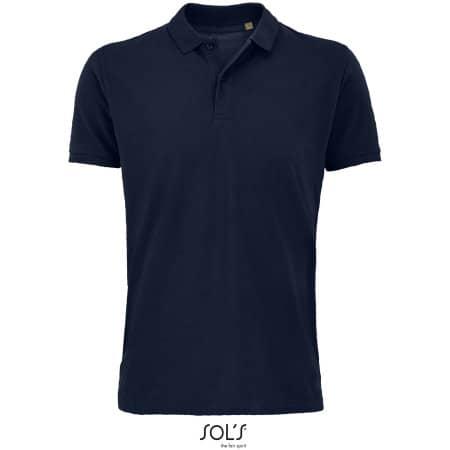 Planet Men Polo Shirt von SOL´S (Artnum: L03566